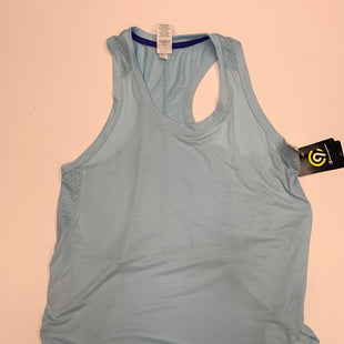 Primary Photo - BRAND: CHAMPION STYLE: ATHLETIC TANK TOP COLOR: BABY BLUE SIZE: L SKU: 200-200178-27243