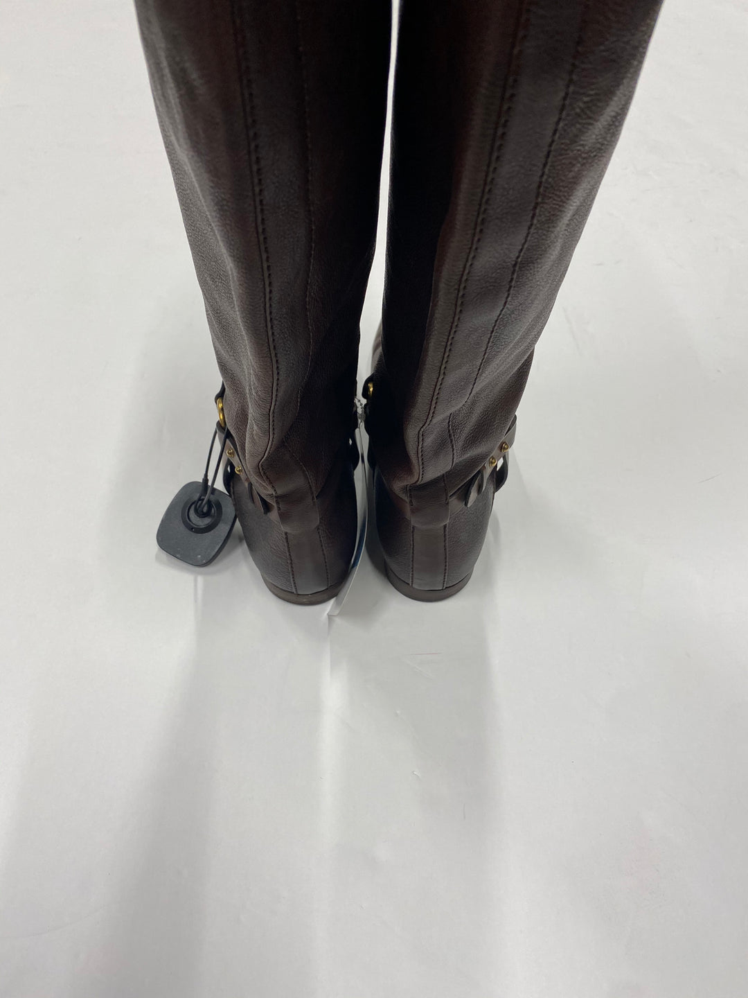 Photo #4 - BRAND: GUCCI <BR>STYLE: BOOTS KNEE <BR>COLOR: BROWN <BR>SIZE: 7 <BR>SKU: 200-200178-24131R