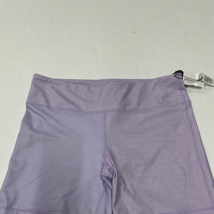 Primary Photo - BRAND:    CLOTHES MENTOR STYLE: ATHLETIC SHORTS COLOR: PURPLE SIZE: L SKU: 200-200199-7578