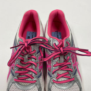 Primary Photo - BRAND: ASICS STYLE: SHOES ATHLETIC COLOR: PINKGRAY SIZE: 9.5 SKU: 200-200202-3881
