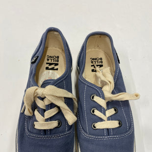 Primary Photo - BRAND: BILLABONG STYLE: SHOES FLATS COLOR: BLUE SIZE: 6 SKU: 200-200199-11573