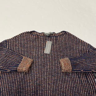 Primary Photo - BRAND: FRENCH CONNECTION STYLE: SWEATER HEAVYWEIGHT COLOR: NAVY SIZE: S SKU: 200-200202-1089