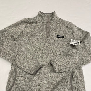 Primary Photo - BRAND: SIMPLY SOUTHERN STYLE: FLEECE COLOR: GREY SIZE: S SKU: 200-200202-3733