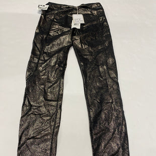 Primary Photo - BRAND:    CLOTHES MENTOR STYLE: LEGGINGS COLOR: SHINY SIZE: M SKU: 200-200199-12549