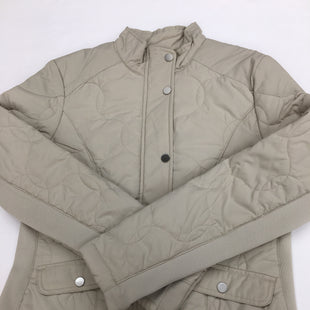 Primary Photo - BRAND: A NEW DAY STYLE: JACKET OUTDOOR COLOR: KHAKI SIZE: S SKU: 200-200199-15375