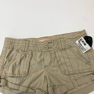 Primary Photo - BRAND: AMERICAN EAGLE STYLE: SHORTS COLOR: KHAKI SIZE: 0 SKU: 200-200204-928