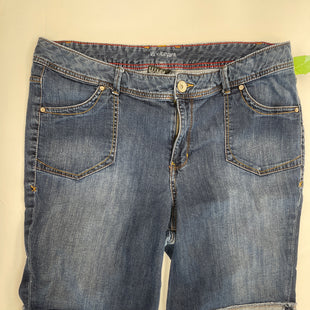 Primary Photo - BRAND: LANE BRYANT STYLE: SHORTS COLOR: DENIM SIZE: 20 SKU: 200-200199-18983