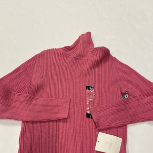 Primary Photo - BRAND: LIZ CLAIBORNE STYLE: SWEATER LIGHTWEIGHT COLOR: PINK SIZE: L SKU: 200-200178-22733
