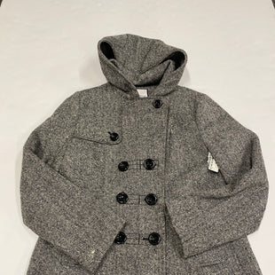 Primary Photo - BRAND: CROFT AND BARROW STYLE: COAT SHORT COLOR: GREY SIZE: M SKU: 200-200202-2704
