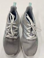 Photo #2 - BRAND: ADIDAS <BR>STYLE: SHOES ATHLETIC <BR>COLOR: GREY <BR>SIZE: 6.5 <BR>SKU: 200-200178-20532