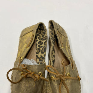 Primary Photo - BRAND: SPERRY STYLE: SHOES FLATS COLOR: GOLD SIZE: 8 SKU: 200-200199-8500