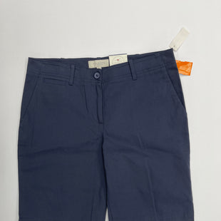 Primary Photo - BRAND: TALBOTS STYLE: SHORTS COLOR: NAVY SIZE: 8PETITE SKU: 200-200199-18351