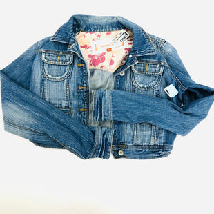 Primary Photo - BRAND: MOSSIMO STYLE: JACKET OUTDOOR COLOR: DENIM SIZE: L SKU: 200-200199-12551