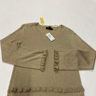 Primary Photo - BRAND: MELISSA PAIGE STYLE: SWEATER LIGHTWEIGHT COLOR: SPARKLES SIZE: M SKU: 200-200194-8322