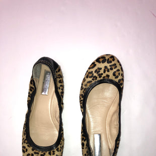 Primary Photo - BRAND: HALOGEN STYLE: SHOES FLATS COLOR: ANIMAL PRINT SIZE: 6 SKU: 200-200202-2572