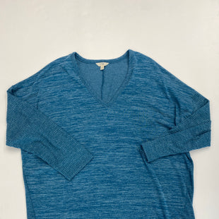 Primary Photo - BRAND: TERRA & SKY STYLE: TOP LONG SLEEVE COLOR: BLUE SIZE: 3X SKU: 200-200204-377
