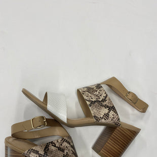 Primary Photo - BRAND: LIMITED STYLE: SANDALS LOW COLOR: SNAKESKIN PRINT SIZE: 10 SKU: 200-200199-14903