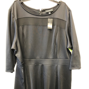 Primary Photo - BRAND: LANE BRYANT STYLE: DRESS SHORT LONG SLEEVE COLOR: BLACK SIZE: 28 SKU: 200-200202-5624
