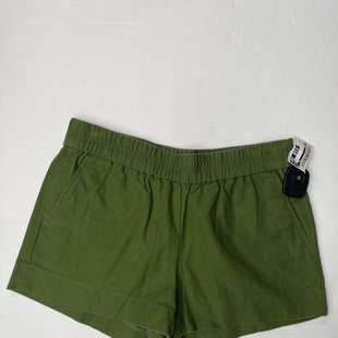Primary Photo - BRAND: J CREW STYLE: SHORTS COLOR: GREEN SIZE: 2 SKU: 200-200199-5625