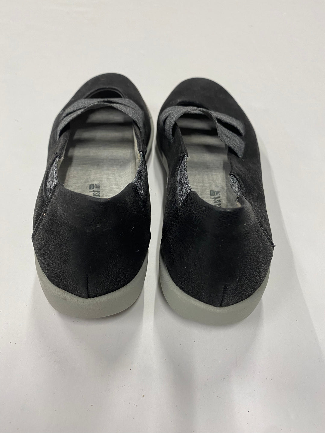 Photo #1 - BRAND:    CLOTHES MENTOR <BR>STYLE: SHOES FLATS <BR>COLOR: BLACK <BR>SIZE: 6 <BR>SKU: 200-200199-4803