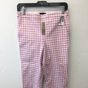 Primary Photo - BRAND: J CREW STYLE: PANTS COLOR: CHECKED SIZE: 2 SKU: 200-200194-8649