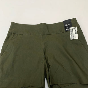 Primary Photo - BRAND: NEW YORK AND CO STYLE: SHORTS COLOR: OLIVE SIZE: XS SKU: 200-200199-19031