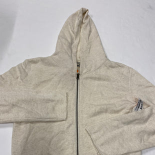 Primary Photo - BRAND: CONVERSE STYLE: JACKET OUTDOOR COLOR: IVORY SIZE: M SKU: 200-200199-15859
