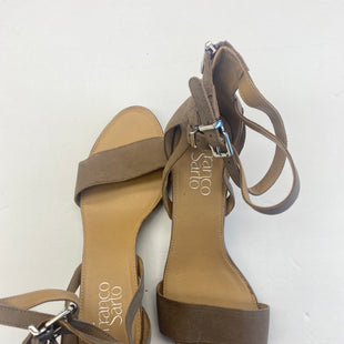 Primary Photo - BRAND: HINGE STYLE: SANDALS LOW COLOR: TAN SIZE: 8 SKU: 200-200193-1027