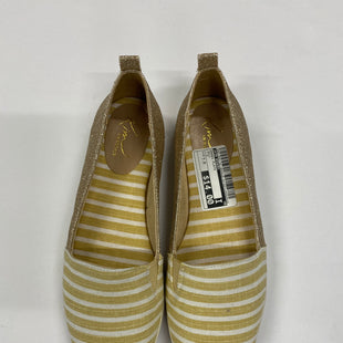 Primary Photo - BRAND: KIM ROGERS STYLE: SHOES FLATS COLOR: GOLD SIZE: 7.5 SKU: 200-200178-18938