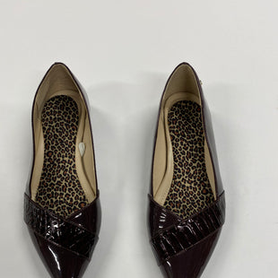Primary Photo - BRAND: JONES NEW YORK STYLE: SHOES FLATS COLOR: BROWN SIZE: 8.5 SKU: 200-200202-2294