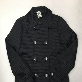 Primary Photo - BRAND: BEBE STYLE: JACKET OUTDOOR COLOR: BLACK SIZE: M SKU: 200-200199-15245