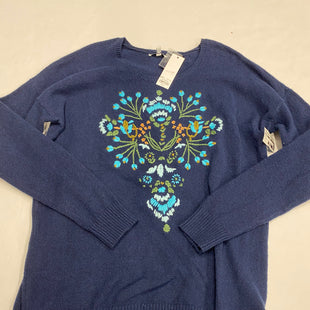 Primary Photo - BRAND: SONOMA STYLE: SWEATER HEAVYWEIGHT COLOR: NAVY SIZE: M SKU: 200-200178-22225