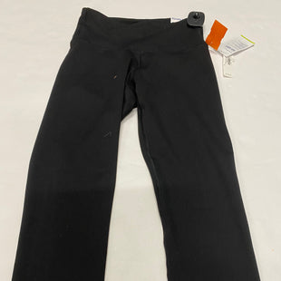 Primary Photo - BRAND: OLD NAVY STYLE: ATHLETIC CAPRIS COLOR: BLACK SIZE: S SKU: 200-200178-24475