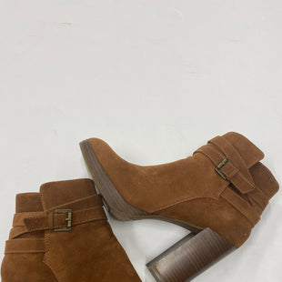 Primary Photo - BRAND: A NEW DAY STYLE: BOOTS ANKLE COLOR: BROWN SIZE: 9.5 SKU: 200-200199-14782