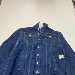 Primary Photo - BRAND: ASHLEY STEWART STYLE: JACKET OUTDOOR COLOR: DENIM SIZE: 24 SKU: 200-200199-16105