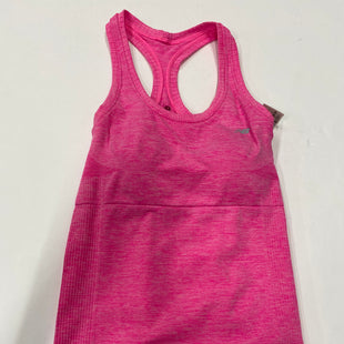 Primary Photo - BRAND: NEW BALANCE STYLE: ATHLETIC TANK TOP COLOR: HOT PINK SIZE: S SKU: 200-200197-36218