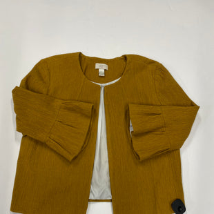 Primary Photo - BRAND: LOFT STYLE: BLAZER JACKET COLOR: MUSTARD SIZE: L SKU: 200-200199-7948