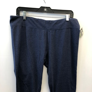 Primary Photo - BRAND: ATHLETIC WORKS STYLE: ATHLETIC CAPRIS COLOR: BLUE SIZE: XL SKU: 200-200199-19553