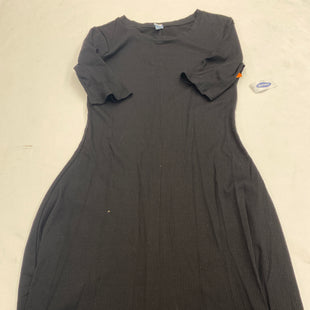 Primary Photo - BRAND: OLD NAVY STYLE: DRESS SHORT SHORT SLEEVE COLOR: BLACK SIZE: M SKU: 200-200199-15855