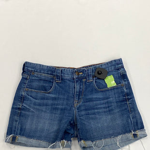 Primary Photo - BRAND: J CREW STYLE: SHORTS COLOR: DENIM SIZE: 4 SKU: 200-200199-20494