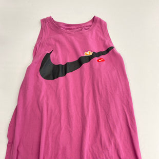 Primary Photo - BRAND: NIKE STYLE: ATHLETIC TANK TOP COLOR: PINK SIZE: L SKU: 200-200178-27466
