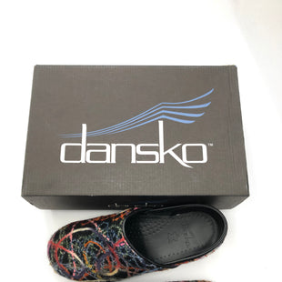 Primary Photo - BRAND: DANSKO STYLE: SHOES FLATS COLOR: MULTI SIZE: 8 OTHER INFO: SIZE 38 SKU: 200-200199-19064