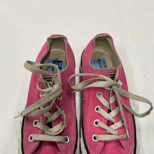 Primary Photo - BRAND: CONVERSE STYLE: SHOES ATHLETIC COLOR: PINK SIZE: 6 SKU: 200-200202-3274