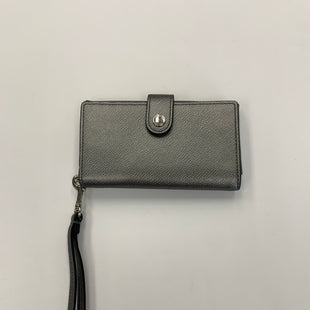Primary Photo - BRAND: COACH STYLE: WALLET COLOR: GREY SIZE: MEDIUM SKU: 200-200197-31727