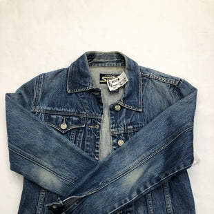 Primary Photo - BRAND:    CLOTHES MENTOR STYLE: JACKET OUTDOOR COLOR: DENIM SIZE: S OTHER INFO: STEPHEN HARDY - SKU: 200-200178-19240