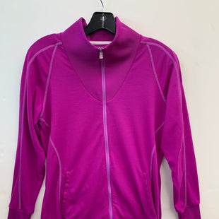 Primary Photo - BRAND: ADIDAS STYLE: ATHLETIC JACKET COLOR: PINK SIZE: M SKU: 200-200178-27510