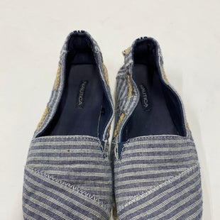 Primary Photo - BRAND: NAUTICA STYLE: SHOES FLATS COLOR: BLUE SIZE: 8.5 SKU: 200-200199-13162