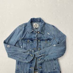 Primary Photo - BRAND: OLD NAVY STYLE: JACKET OUTDOOR COLOR: DENIM SIZE: S SKU: 200-200178-23626