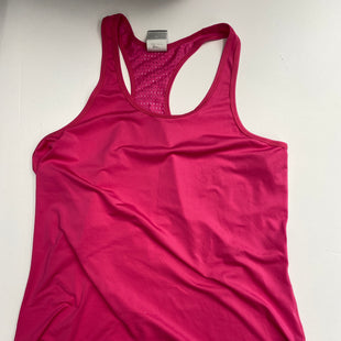 Primary Photo - BRAND: NIKE STYLE: ATHLETIC TANK TOP COLOR: HOT PINK SIZE: XL SKU: 200-200178-26622