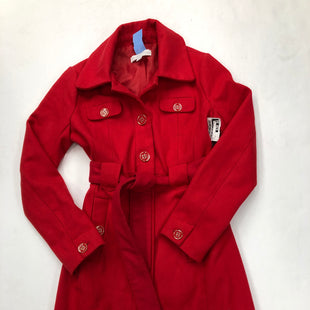Primary Photo - BRAND: NEW YORK AND CO STYLE: COAT SHORT COLOR: RED SIZE: XS SKU: 200-200199-14071